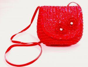 016. Design tasje rood