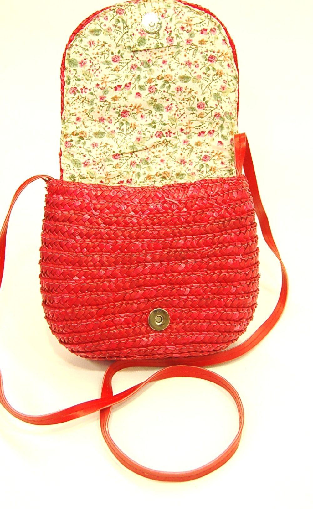 Design  tasje rood
