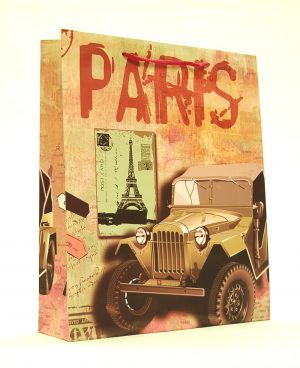 002. Heren Verpakking Parijs