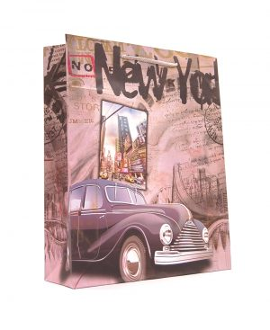 002. Heren Verpakking New York