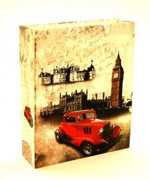 002. Heren Verpakking London
