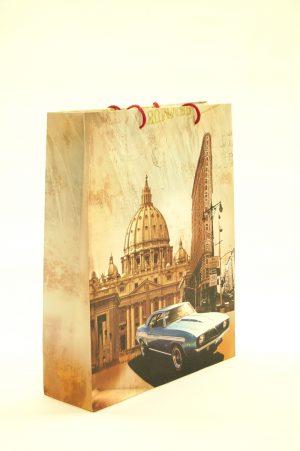002. Heren Verpakking Milaan