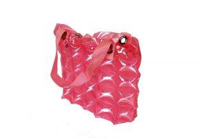 013. Aufblasbare Tasche pink