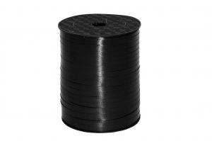 021. Krullint zwart glad
