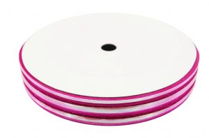 020. Decoratie lint smal fuchsia