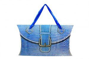 001. Verpakking pillow snake blauw (25 st.)