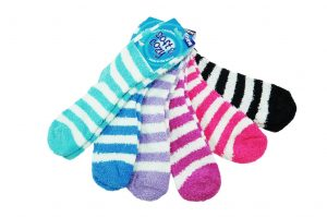 040. Winterse warme sokken
