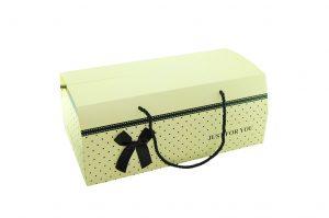 006. Box stippel geel *ACTIE* (12 st.)