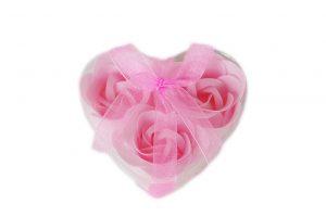 038. Zeeproosje klein roze