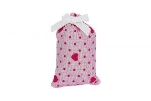 031. Geurbundeltje roze
