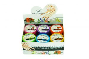 034. Nagellak remover pads
