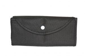 005. Faltbare Vliestasche schwarz (1 stück)