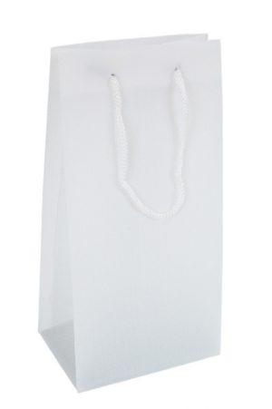 005. Kado verpakking lang wit (12 st.)
