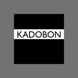 051. Kadobon blok zwart