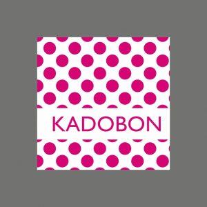 051. Kadobon stip roze