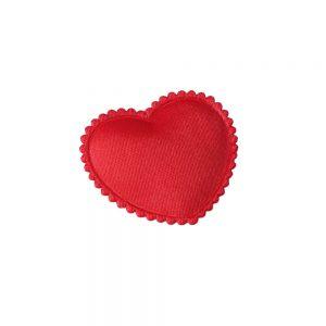 024. Geschenkplakker hart klein rood
