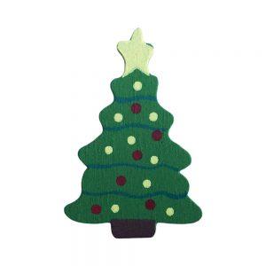024. Geschenkplakker kerstboom