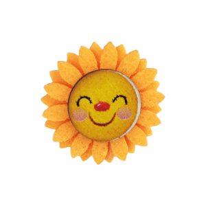 024. Geschenkplakker zonnebloem