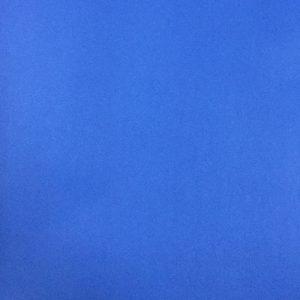 010. Inpakpapier uni blauw