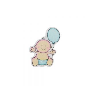 024. Geschenkplakker baby boy