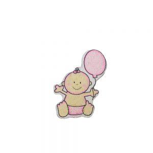 024. Geschenkplakker baby girl