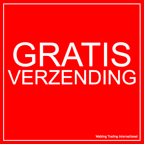 gratis verzending Walking Trading International