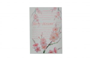 031. Geurzakje Cherry Blossom