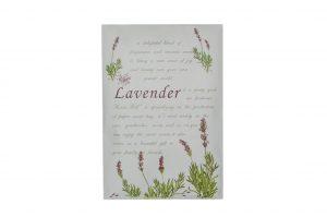 031. Geurzakje Lavendel