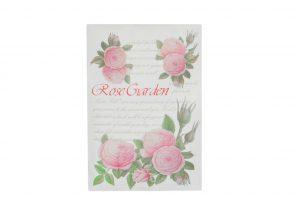 031. Geurzakje Rose Garden