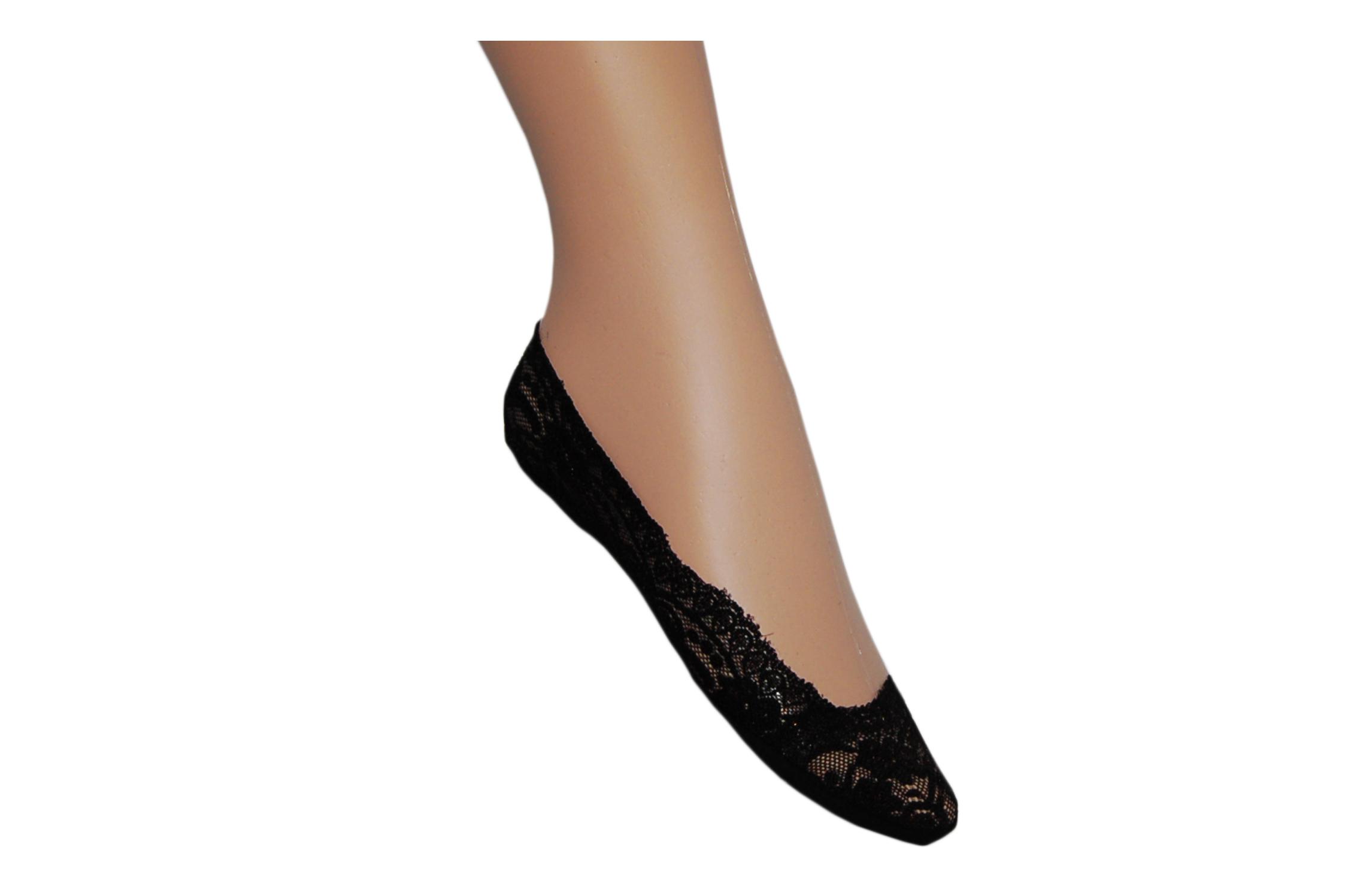 silikon socke blume schwarz mit spitze walking trading. Black Bedroom Furniture Sets. Home Design Ideas