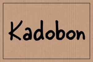 051. Kadobon kraft rechthoek