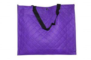005. Non woven shopper paars (1 st.)