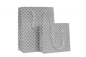 001. Verpakking wit bloem (12 st.)