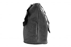 012. Bademode Tasche grau