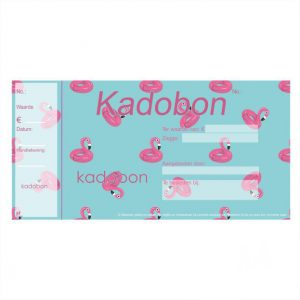 051. Kadobon flamingo