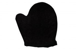 032. Scrub handschoen zwart