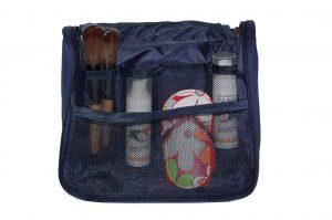 033. Travelbag blauw (1 st.)