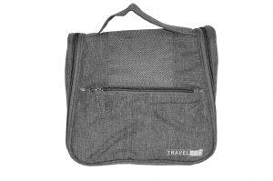 033. Travelbag grijs (1 st.)