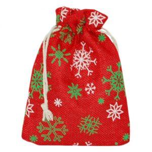 008. Kerst organza verpakking groen (25 st.)