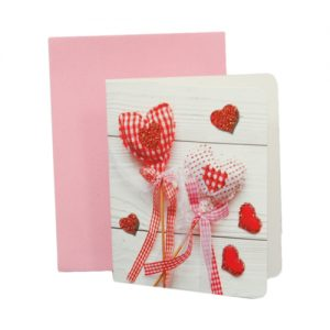 024. Geschenkkaartje hart met envelop 10
