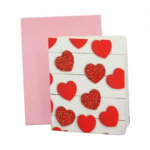 024. Geschenkkaartje hart met envelop 11