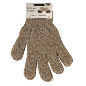 032. Scrub handschoen beige