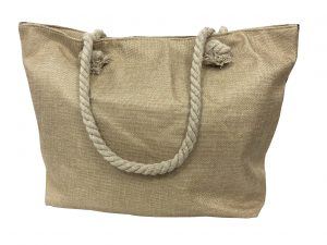 Strandtasche – strandtasche Glitzer schwarz