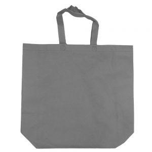 005. Non woven bag grey XXL (50 pcs.)