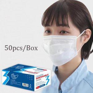 Mouth mask (50 pcs)