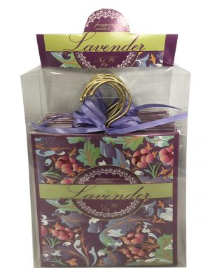 031. Geurzakje met hanger Lavendel