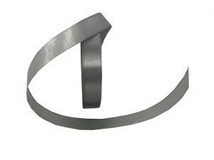 020. Ribbon uni silver