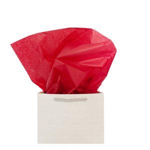 Vloeipapier – vloeipapier scarlet 50×70 cm