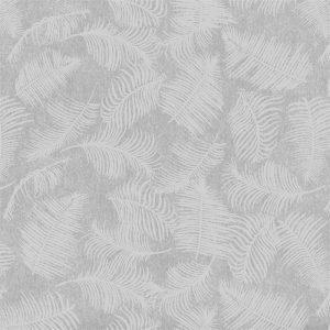 011. Vloeipapier veer zilver 50x70cm