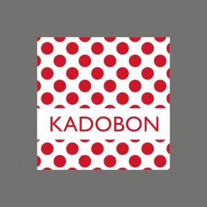 051. Kadobon stip rood